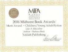 2006 Midwest Book Award