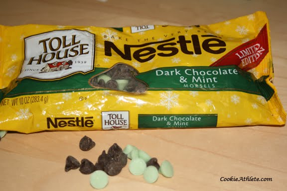 Nestles Chocolate Cookies With White Chips
