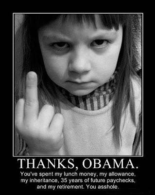 Thanks Obama I need a Job