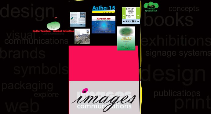 images communications - design India
