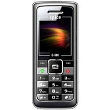 Spice S580 Mobile Phone