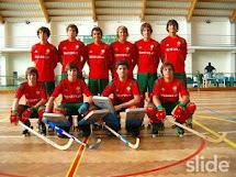 PORTUGAL BI- CAMPEAO EUROPEU DE SUB-17- 2009