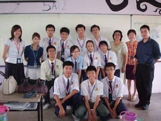Campus Life: KDU's Math & Science Quiz 2010 Winners