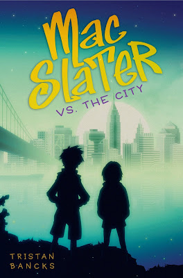 Mac Slater Vs the City Cover!