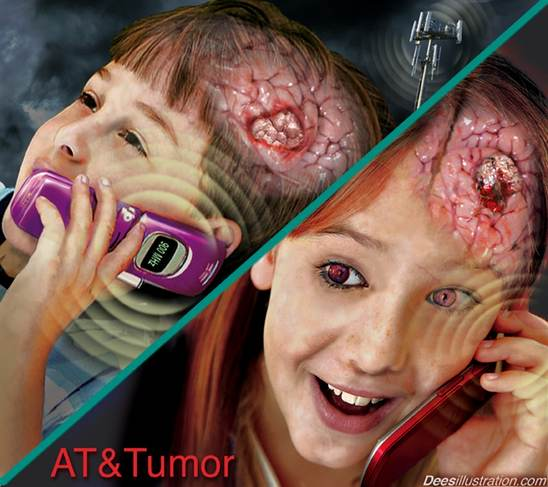 Health Dangers of Cell Phones