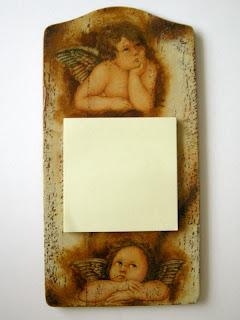 deseczka z aniołkami