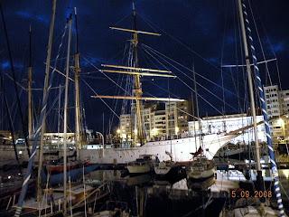Яхты в Остенде