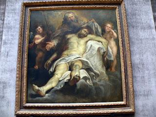 Полотно работы П.Рубенса