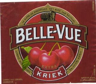 Слабоалкогольное вишневое пиво Kriek