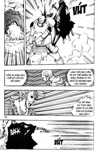 Ares - Kiem si lang thang chap 76