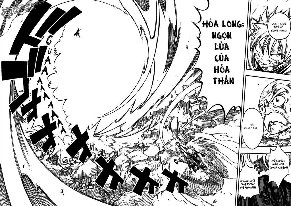 FAIRY TAIL chap 219