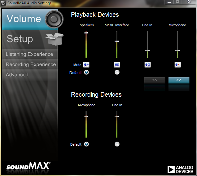 Free Download Soundmax Audio Driver For Windows Vista