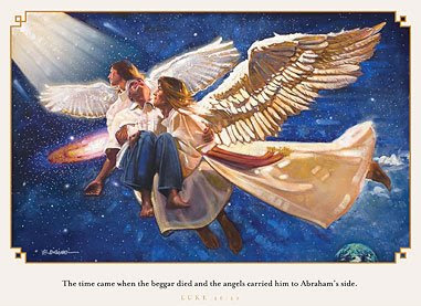 Selected Art, Music, Pictures, Videos & Quotes to Illustrate What Heaven Will Be Like! Tell_Me_about_Heaven+grandpa+and+angels