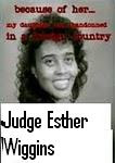 A Satirical Look At Esther Wiggins - Arlington Court Judge