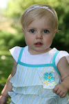 Zaylee 1 year old