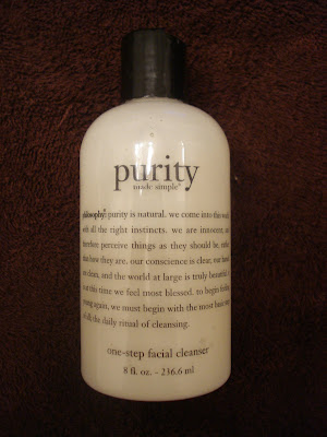 Beauty Review: Philosophy Purity Made Simple facial cleanser