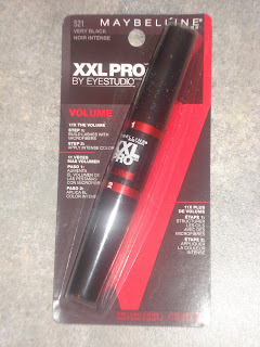 Mascara Monday: Maybelline XXL Pro Volume
