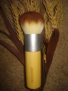 EcoTools Bamboo Bronzer brush