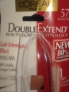 Mascara Monday: L'Oreal Double Extend mascara