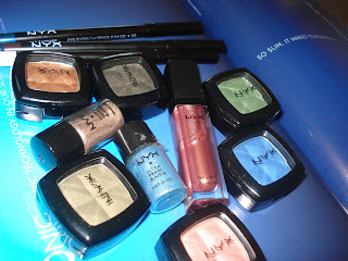 NYX Cosmetics--freebie for Clumps readers!