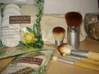 Beauty Review: EcoTools brushes
