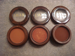 Iman Cosmetics overload!