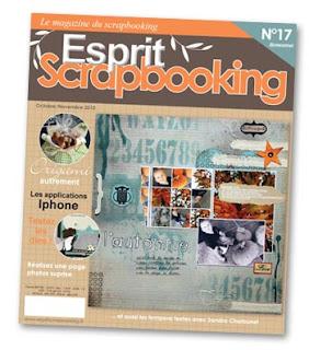 Esprit Scrapbooking 17