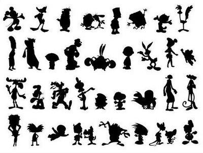 desenhos animados