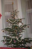 Ez itt a Karácsonyfánk