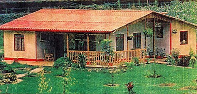 Casas prefabricadas for Modelos de fincas campestres