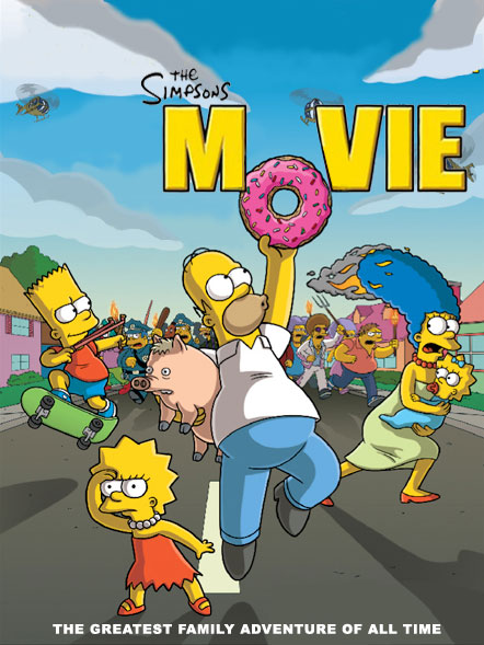 watch the simpsons movie 2007 movie online coolmoviezone