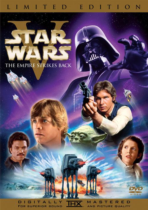 star wars 5 dvd