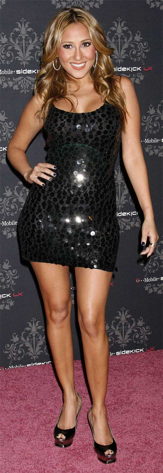 adrienne bailon ... inking a deal with Playboy, this after 'nude' photos of ...