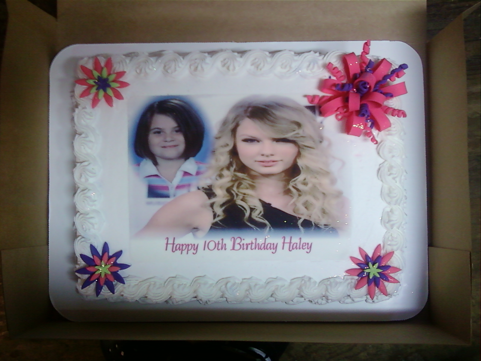Tasty Cakes Taylor Swift Cake