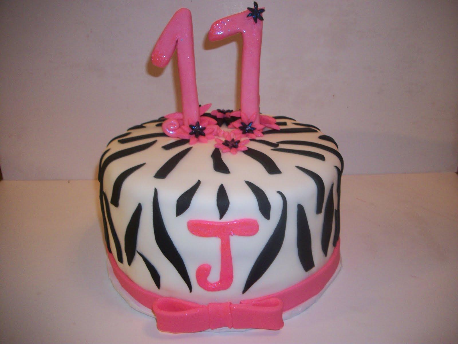 Tasty Cakes: Happy 17th Birthday