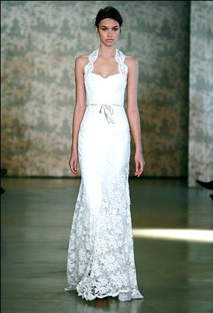 and Lace I'm loving it in dresseswedding dresses Monique Lhuillier