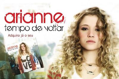 Arianne  - Tempo de Voltar- Play back