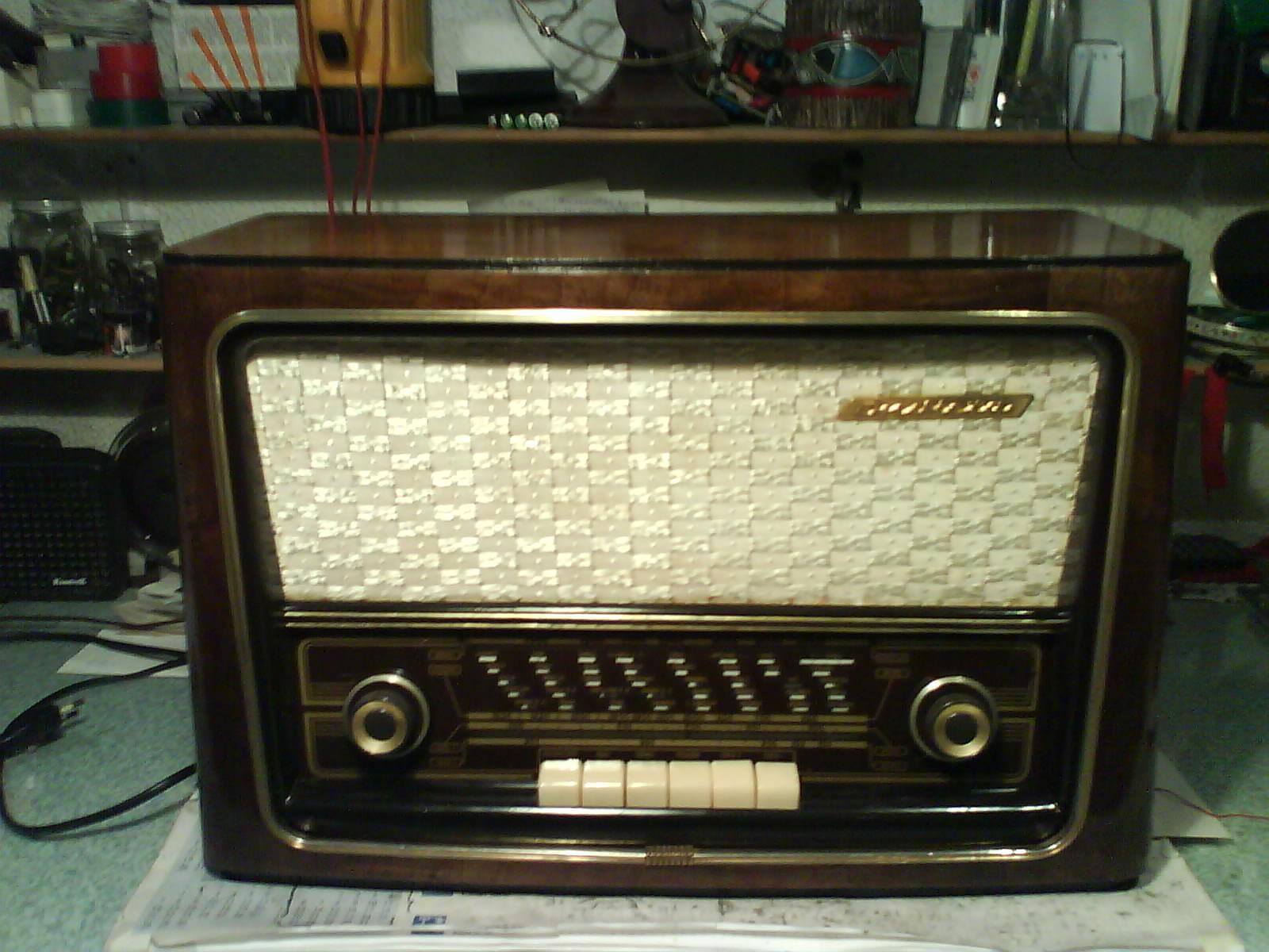 Crear restaurar y reciclar radios antiguas - Fotos radios antiguas ...