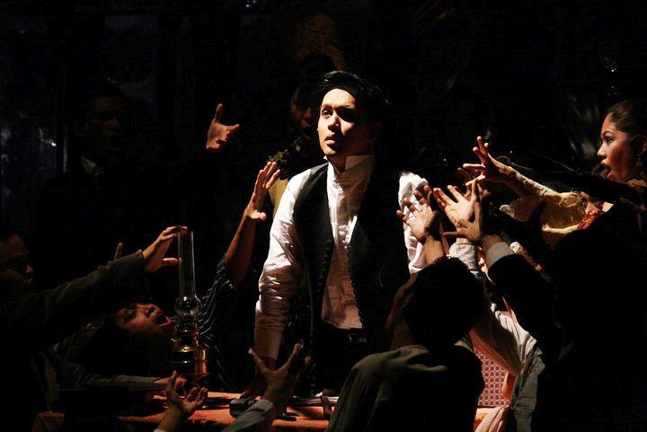 noli and fili 2008–2009: noli at fili: dekada 2000, a stage adaptation of noli me tángere and el filibusterismo by the philippine educational theater association.