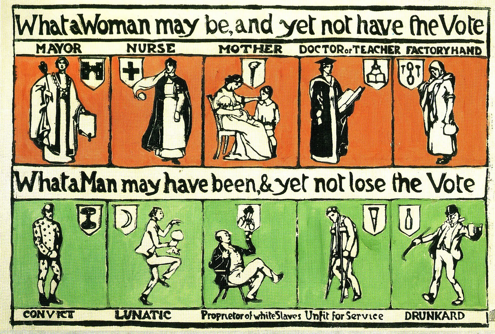 essays on womens right to vote
