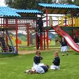 Niños en el Jardín de Infantes