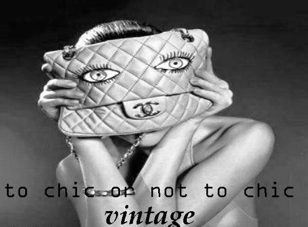 Vintage To chic or not to chic