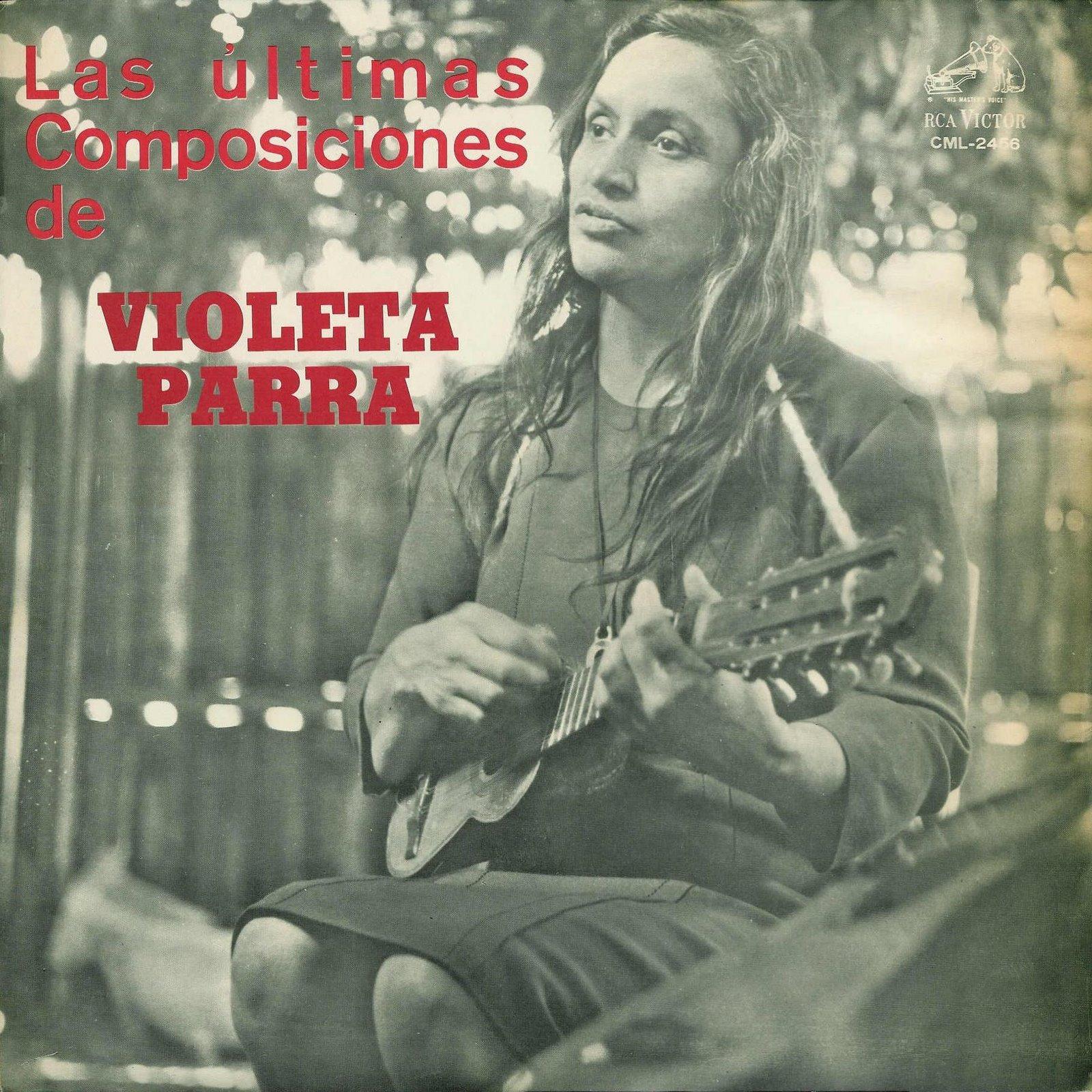 Violeta Parra El Folklore De Chile