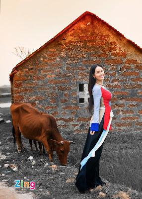 Mai Phuong Thuy photos sharing