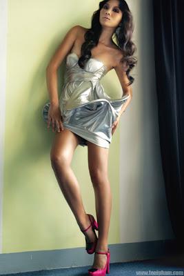 Model Ngoc Thach