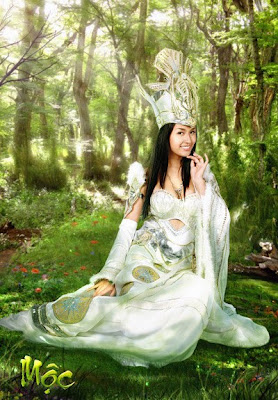 Mai Phuong Thuy cosplay pictures