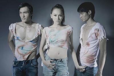 Ngoc Thach vietnamese model