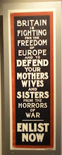 British WWI Recruiting Poster