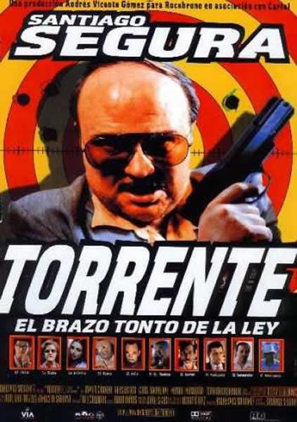 Torrente: El Brazo Tonto De La Ley (1998) 0