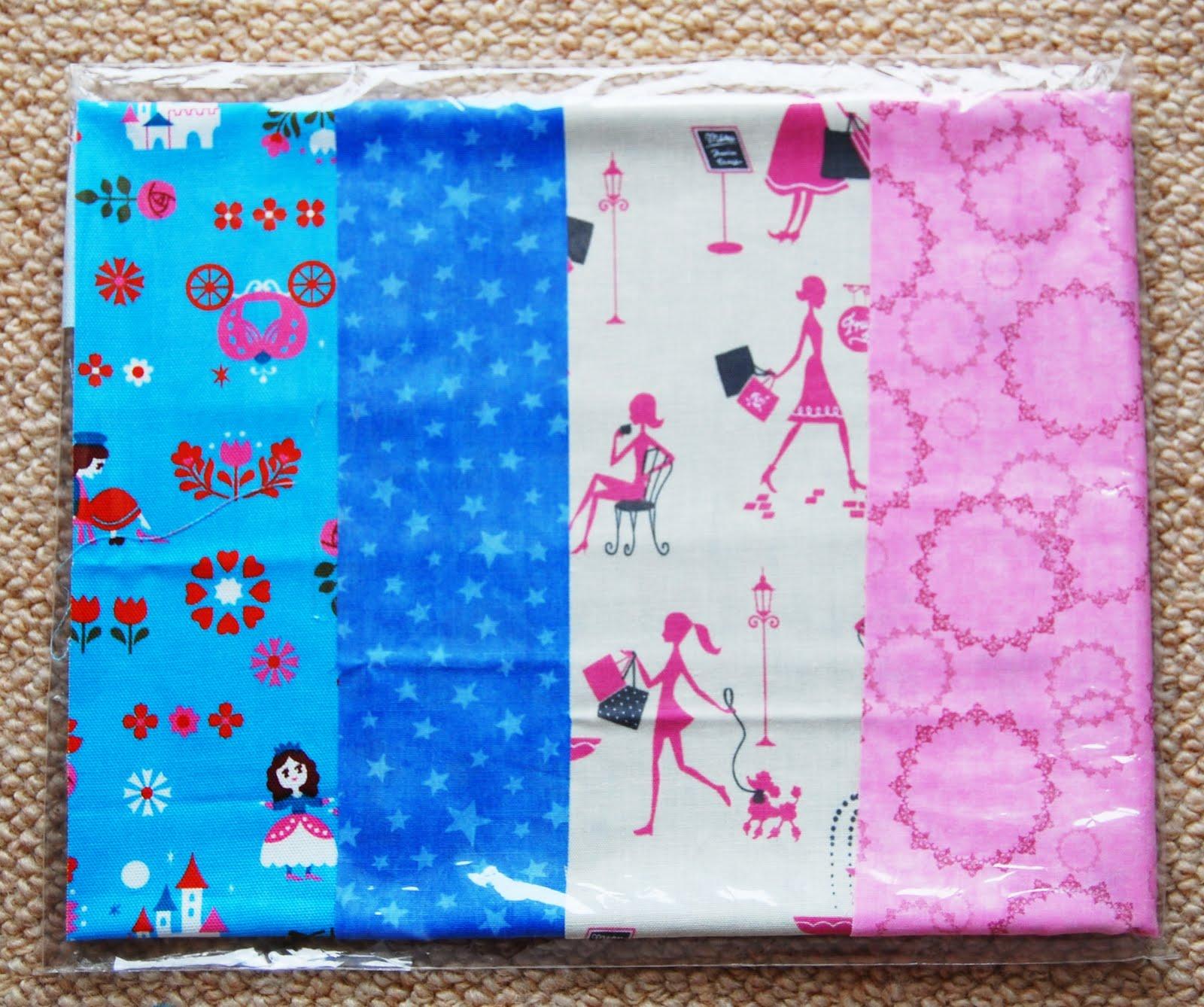 Mybotang fabric scrap series cards - 2 Code Name Fe2